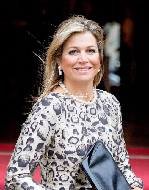 Dutch Royals at New Year Reception Day-2 14 januari 2015