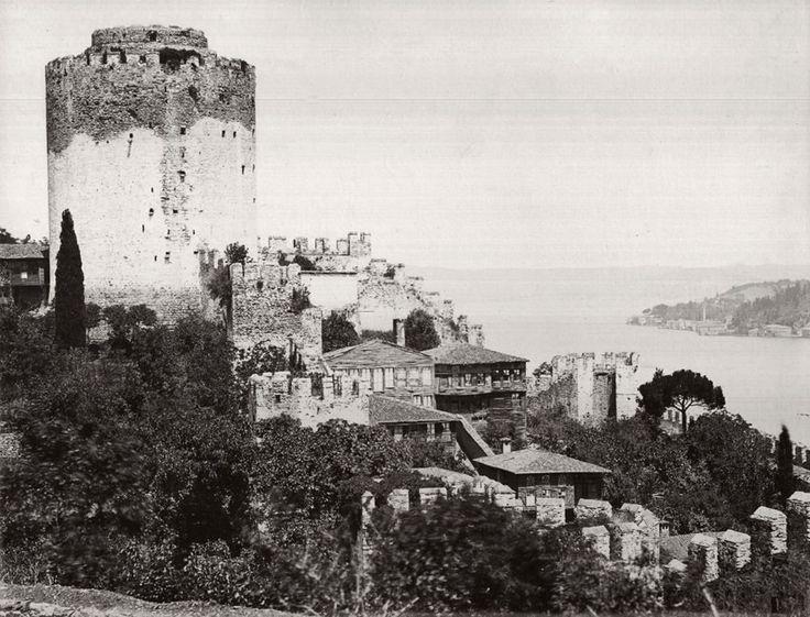 Rumeli Hisar castle