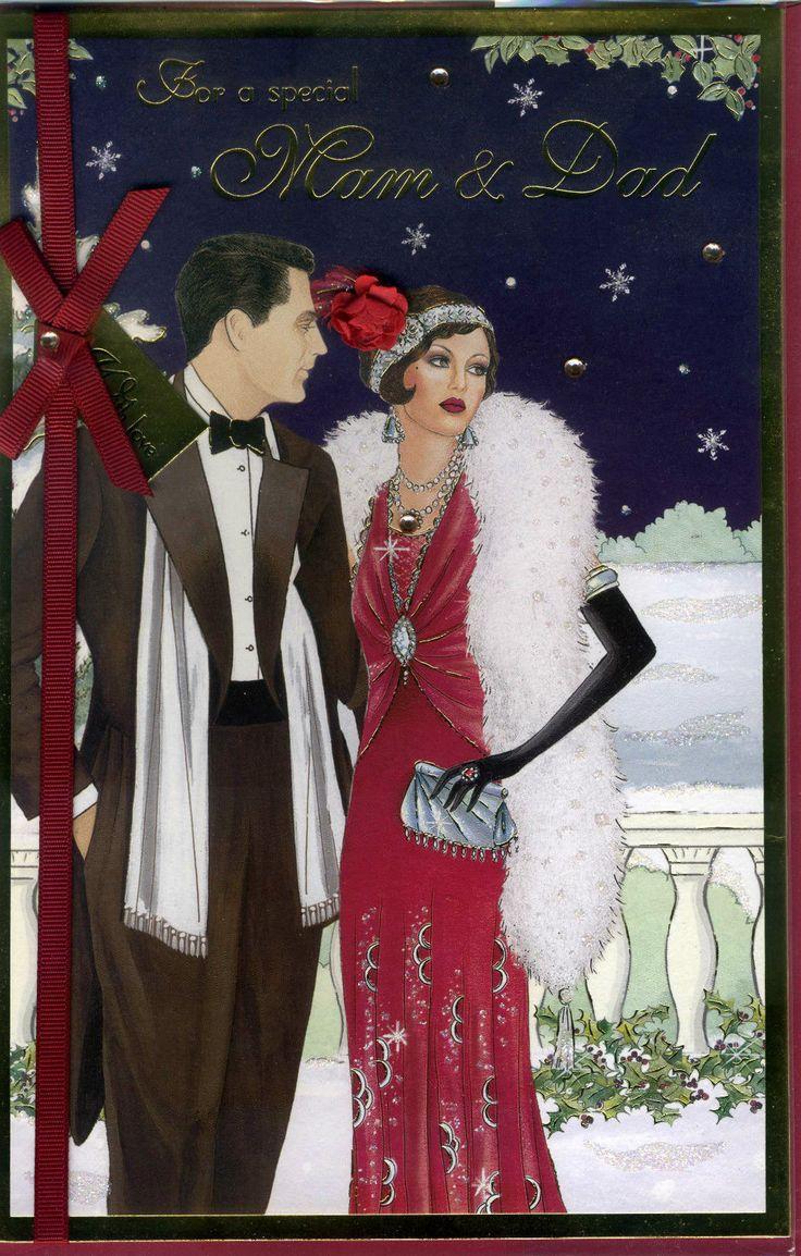 Mam Dad Art Deco Lady Jewelledjpg 10201600 Xmas