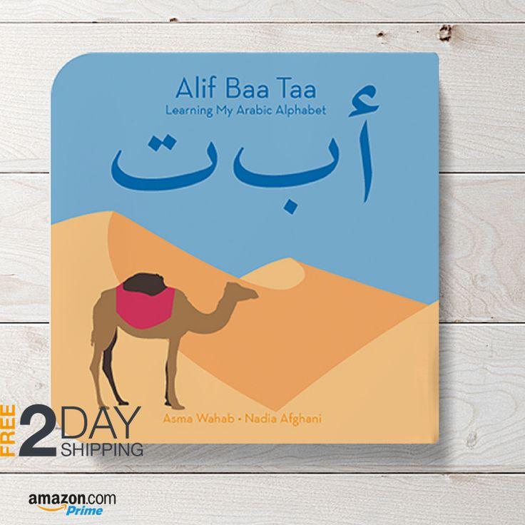 Arabic Books For Kids, Alif Baa Taa Learning My Arabic