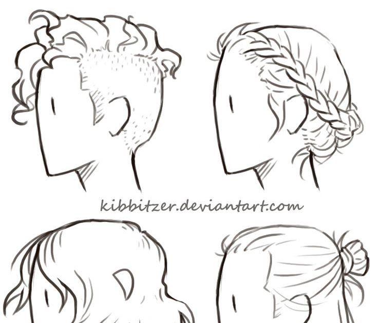 Boy Hair Art Reference Kumpulan Soal Pelajaran 5 How To Draw Realistic Hair Easiest Way Rapidfireart Short Hair In 2020 Hair Art Short Hair Drawing Womens Hairstyles