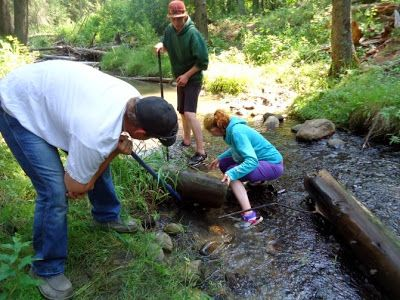 Pine Cree Regional Park in the Cypress Hills now has a healthier, cleaner stream thanks to a grant from EcoFriendly Sask.
