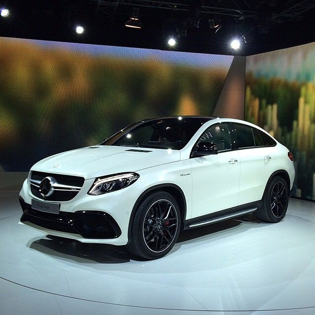 remember this...2016 Mercedes Benz GLE Coupe to be released late summer 2015