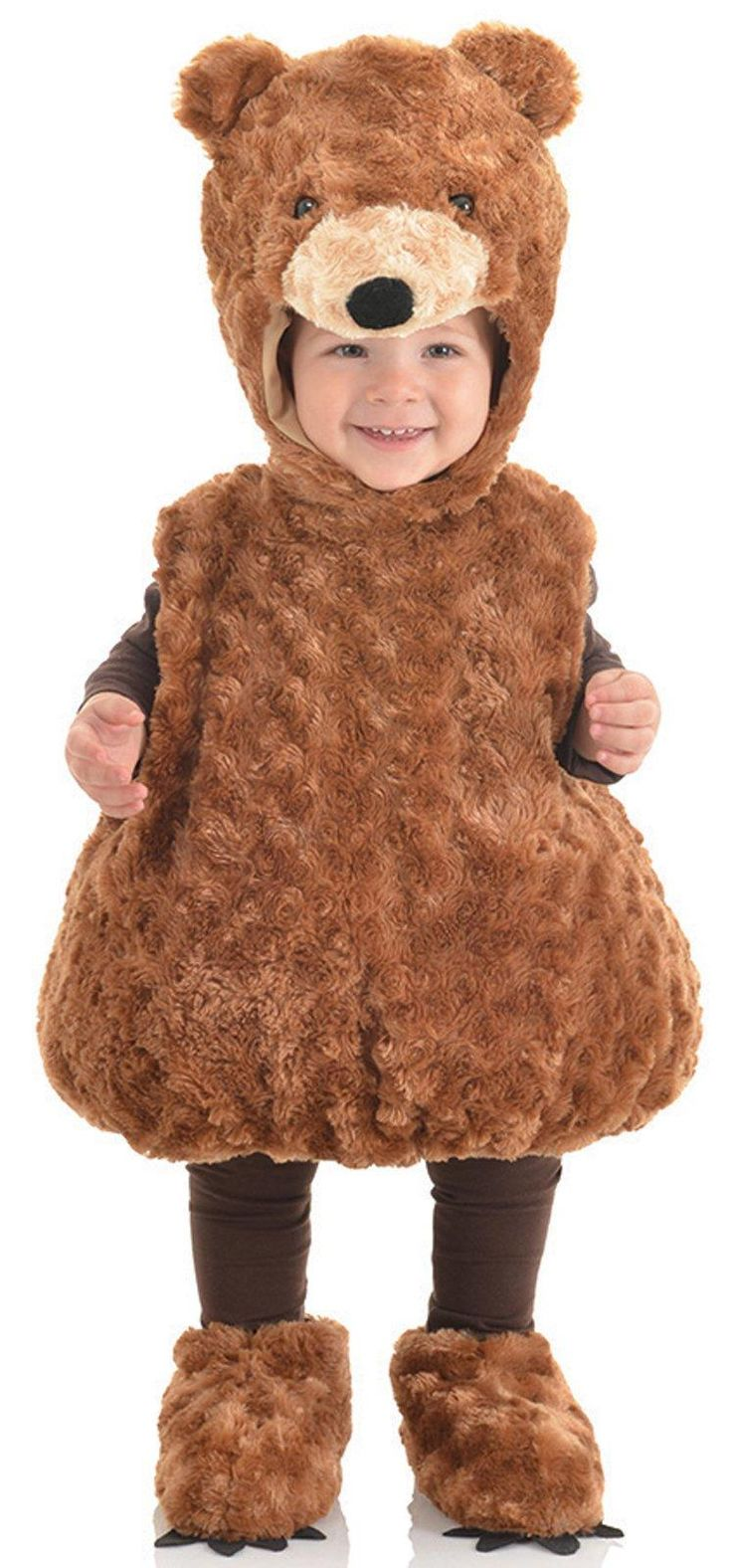 Teddy Bear Costume For Toddlers from Buycostumes.com