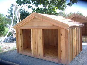 How To Build A Dog House Blueprint   Home Improvement