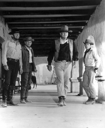 gallery of hard to find pictures of dean martin | Dean Martin, Earl Holliman, John Wayne, Michael Anderson Jr