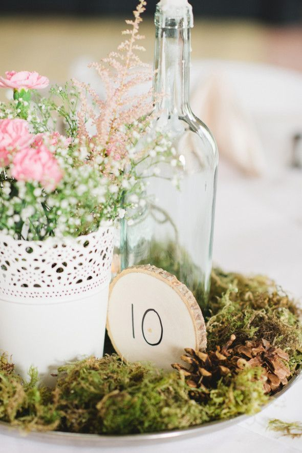 958 best rustic wedding centerpieces images on pinterest rustic garden vintage diy wedding junglespirit Gallery