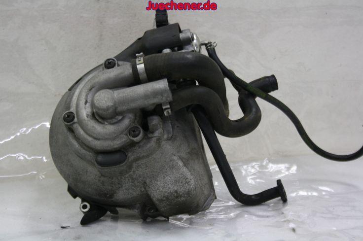 Vespa GTS 125 Lichtmaschinendeckel Wasserpumpe  #Lichtmaschinendeckel #Limadeckel #Motordeckelrechts #Sekundärluftventil #Wapu #Wasserpumpe