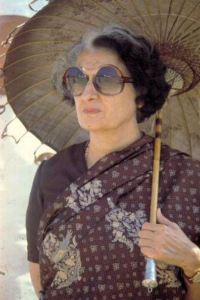 Indira. Gandhi