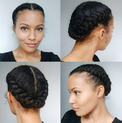 255 best love the natural images on pinterest natural hair 50 updo hairstyles for black women ranging from elegant to eccentric solutioingenieria Images