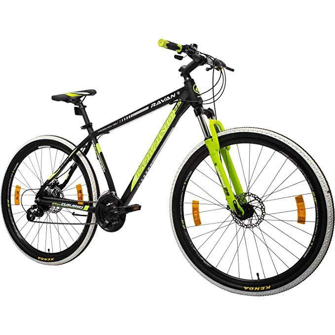 Galano Mountainbike 29 Zoll Hardtail Mtb Fahrrad Ravan 24 Gange Bike 3 Farben Schwarz Grun 48 Cm Amazon De Sport Freizeit Klapprad Fahrrad Mountainbike