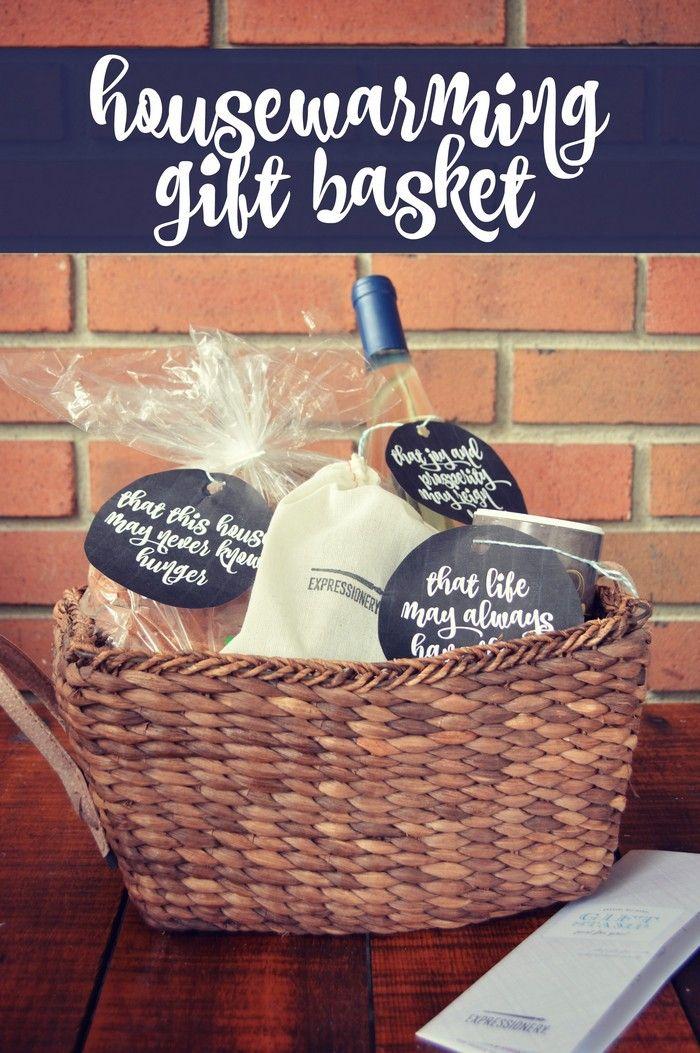 best 25 housewarming gift baskets ideas on pinterest housewarming basket kitchen gift. Black Bedroom Furniture Sets. Home Design Ideas