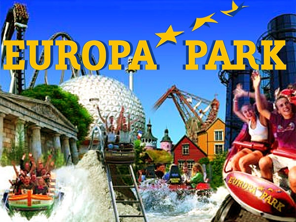 Europa Park Rust, my favourite adventure park in Germany. Loads of rides and awesome European theme. One entry fee, all rides included.