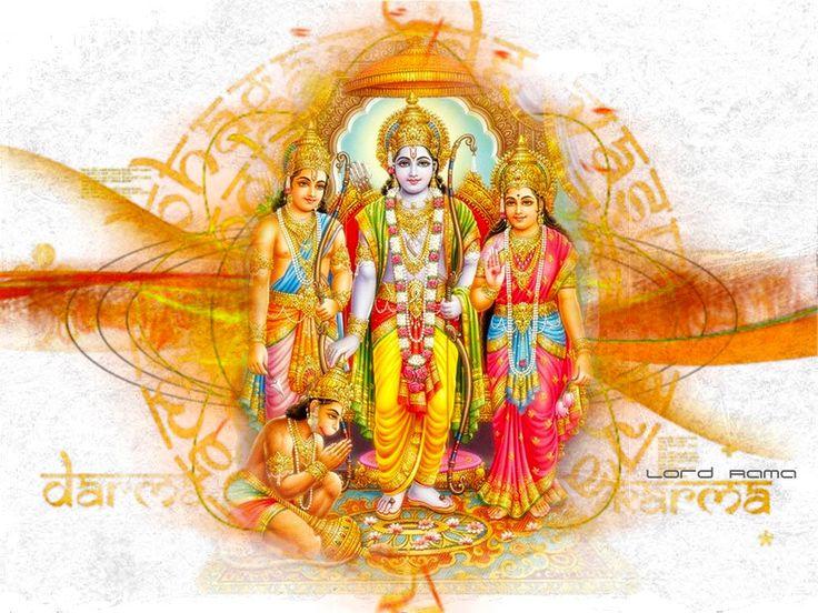 Lord Sita Rama Wallpapers Free Download