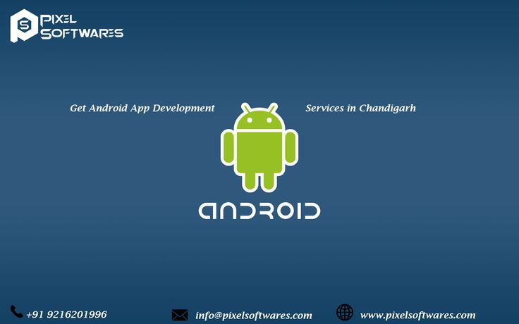 #Android #App #Development services in #Chandigarh ............ http://pixelsoftwares.com/