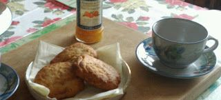 Coeliac buzz from Scotland: Aberdeen Buttery Rowies Gluten-free version.