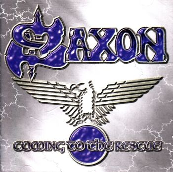 SAXON - COMING TO THE RESCUE / 2 CD