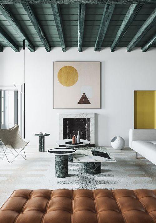 10 Cosmopolitan And Inspirational Designers From Paris Interior