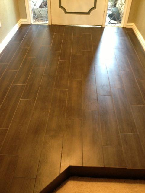 Our New Tile That Looks Like Hardwood Eleganza Hampton
