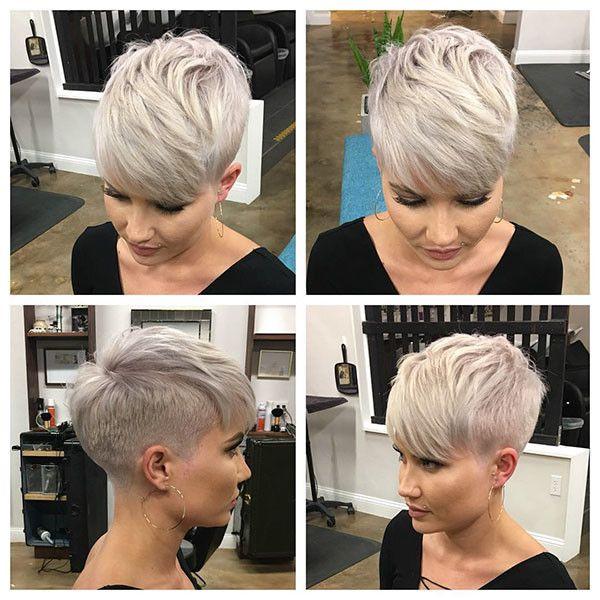 New Pixie Haircut Ideas in 2019 | Модные короткие стрижки ...