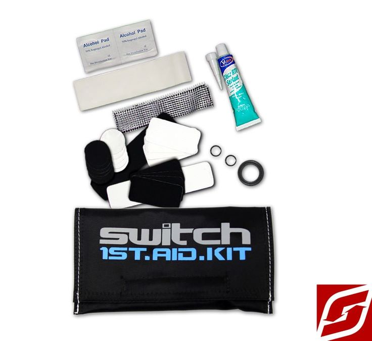 Switch 1st Aid - Kite Repair Kit - Other - Kite - Spare Parts