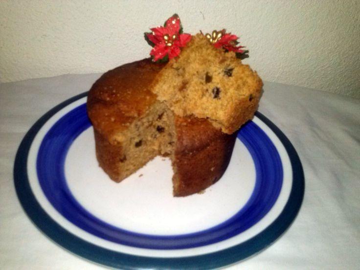 PAN DE PASCUA CHILENO ( PAN DE NAVIDAD- CHRISTMAS BREAD)