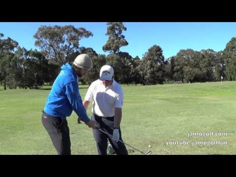 (20) Feel the clubhead (golf lesson) - YouTube