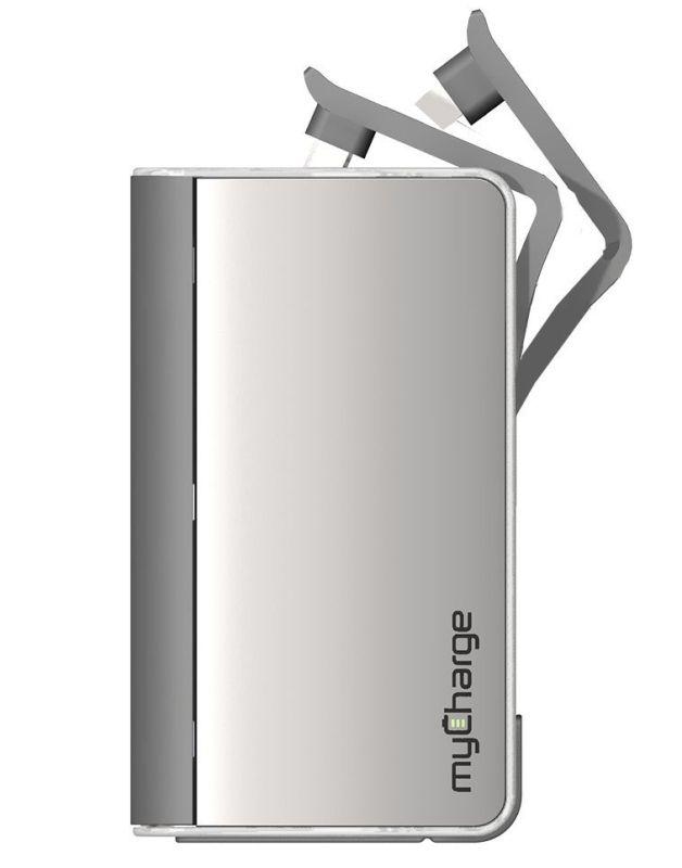 myCharge Hub 6000 mAh Power Bank.