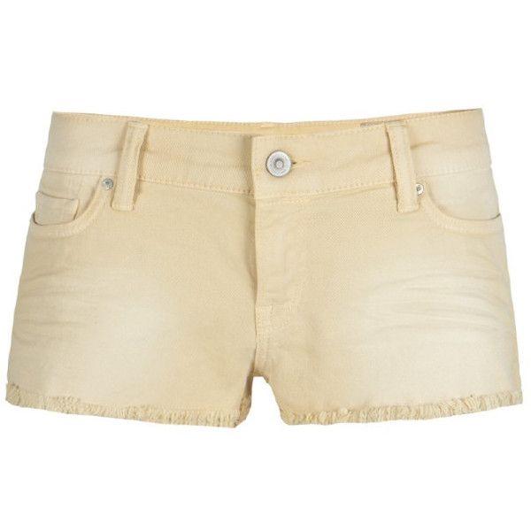 Sheldon Lowe Shorts ($95) ❤ liked on Polyvore