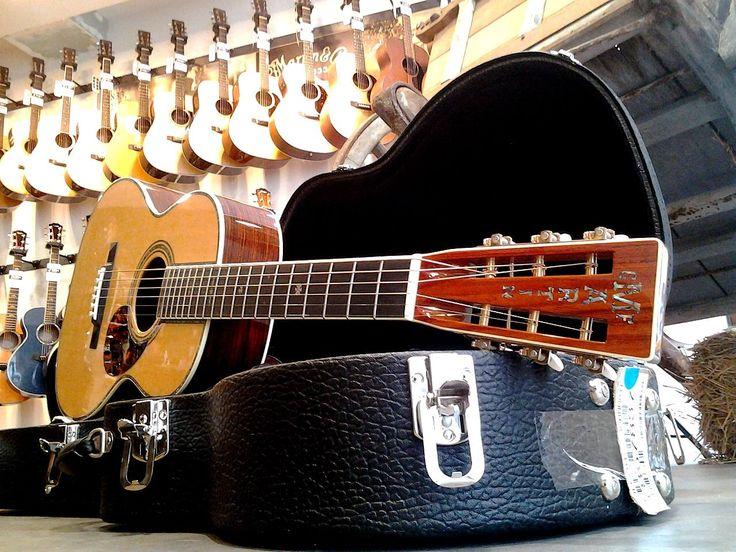 Guitare Martin 00-42SC signature JOHN MAYER @ Acoustic Guitar