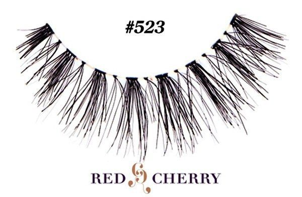 Red Cherry Lashes - Red Cherry Lashes Style #523 (Sage)