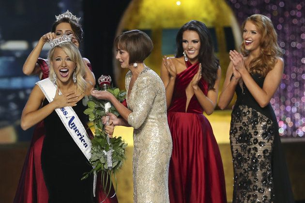 There She Is... Miss America - Savvy Shields - Miss Arkansas - Miss America 2017