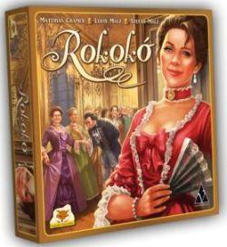 Rokoko (magyar) társasjáték 11 990 Ft- Szellemlovas társasjáték webshop