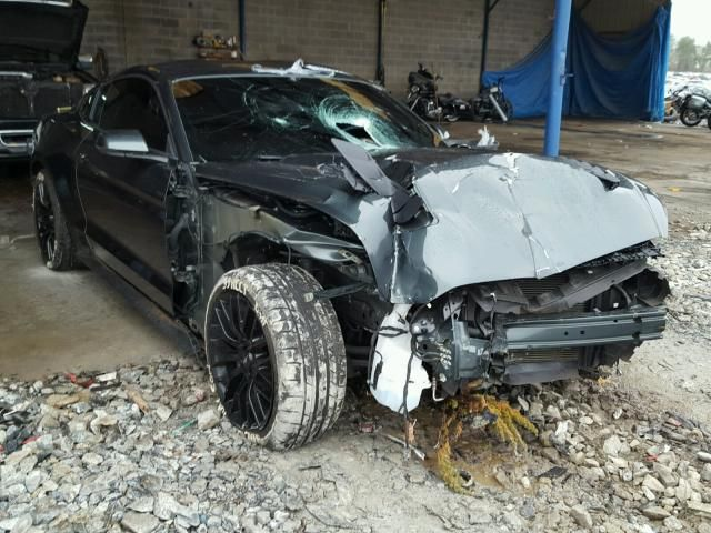 Salvage 2015 Ford Mustang Gt Coupe For Sale | Salvage Title