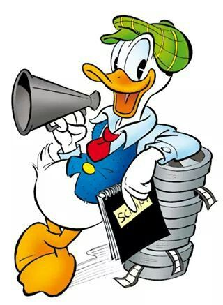 Donald as a director