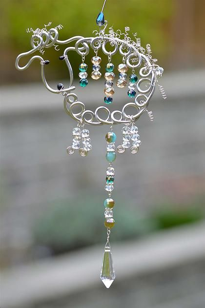 Coirnini Jewelry, Charms and Sun Catchers | SUN CATCHERS
