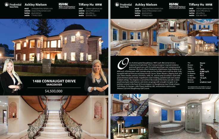 Ashley Nielsen Vancouver Real Estate Marketing Expert