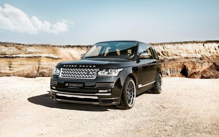 Range Rover Hamann