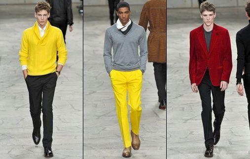 Vêtements : Associer les couleurs | Le Blog de Monsieur - Blog mode homme