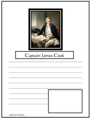 True North: Our Canadian Homeschool: Canadian Explorers Notebooking pages (part 2)