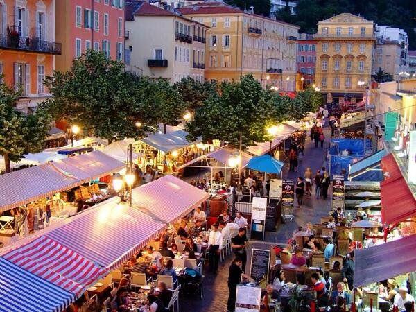 Cours Saleya - Riviera Magazine (@TheRivieraMag) | Twitter