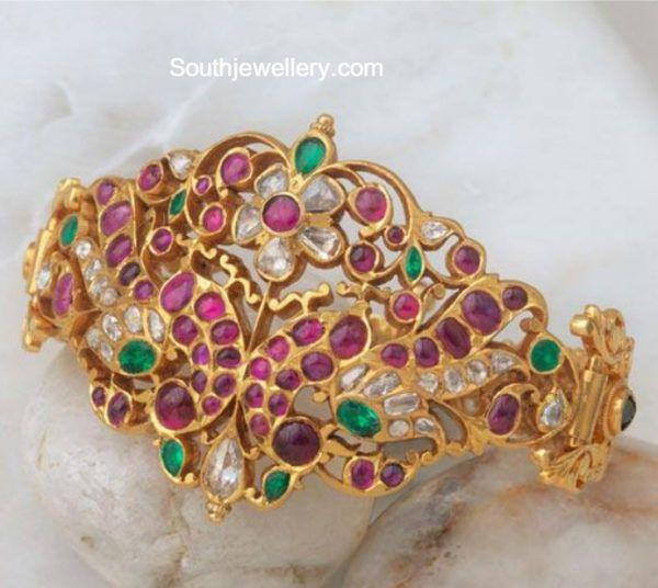 Antique Gold Bracelet photo