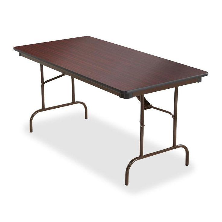 Wood Laminate Folding Tables