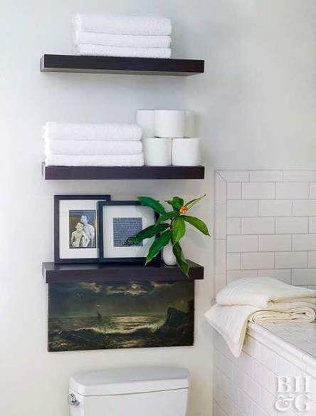 17+ Ideas Bath Room Walls Art Above Toilet For 2019 #bath   – Bathroom Storage over toilet