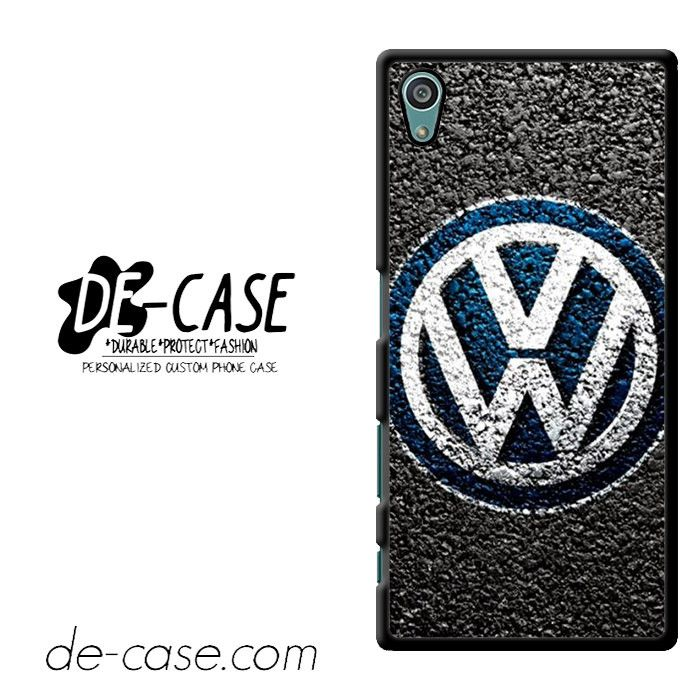 Volkswagen Car Logo VW DEAL-11762 Sony Phonecase Cover For Xperia Z5