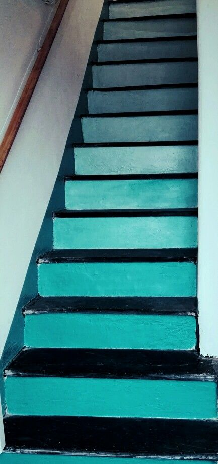 Stairs Genova Boccadasse private residence Domus Nova Design