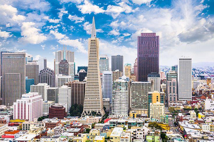 San Francisco, USA #sanfrancisco #usa #travel #vacation #resa #semester