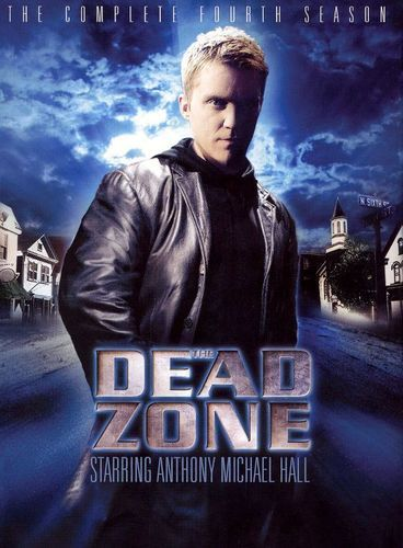 Dead Zone: The Complete Fourth Season [3 Discs] [DVD]