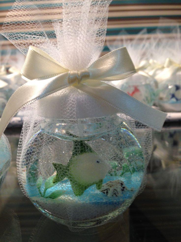 Vela aquário em gel aromatizada.  Incluso: Embalagem no tule, com a cor e a fita de cetim a sua escolha.  Consulte-me, podemos fazer personalizada, como pequena sereia ou outro tema!
