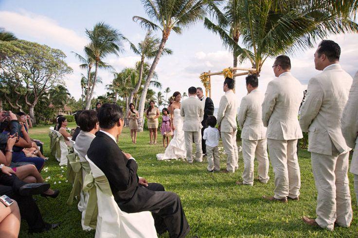 Wedding Packages in Oahu, Kauai, Molokai & Maui – All-Inclusive ...